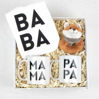 Welcome To Parenthood Gift Box