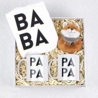 Welcome To Fatherhood Gift Box